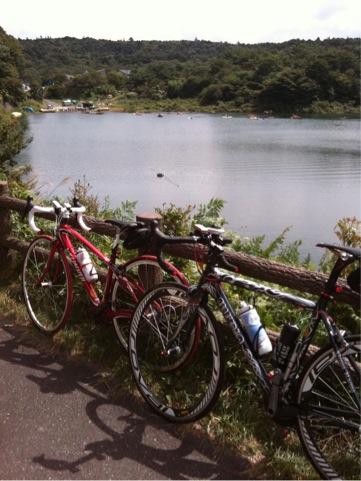 サイクリング無事終了!